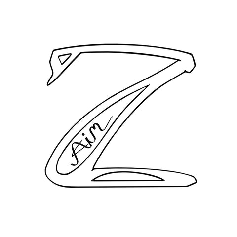 Old Logo of Zaim