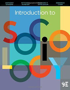Introduction To Sociology (Ninth Edition)