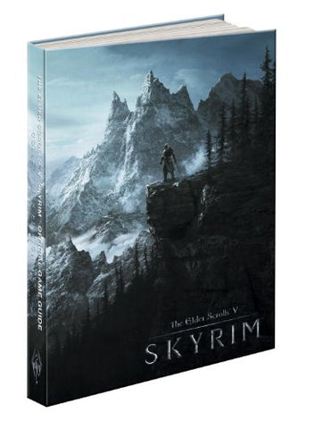The Elder Scrolls V: Skyrim, Official Game Guide
