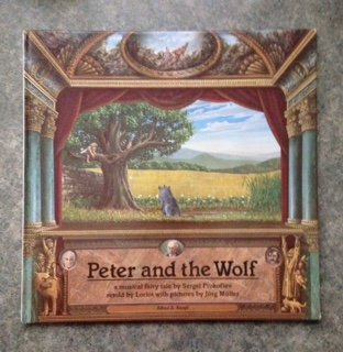 Peter & The Wolf (does not come with cassette)