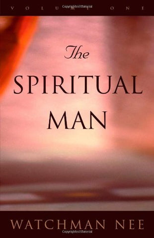 The Spiritual Man (3 Volume Set)