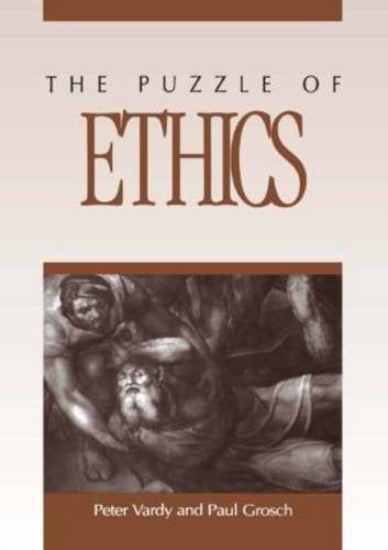 The Puzzle of Ethics