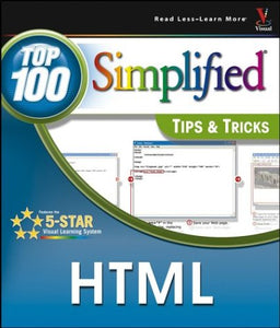 HTML: Top 100 Simplified Tips & Tricks