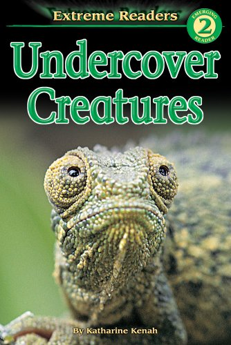 Undercover Creatures (Extreme Readers)