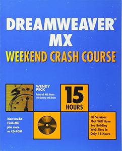 Dreamweaver MX Weekend Crash Course