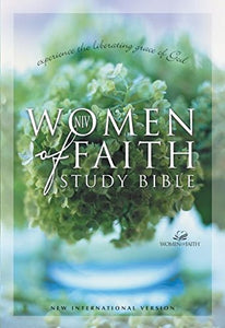 Niv Women Of Faith Study Bible