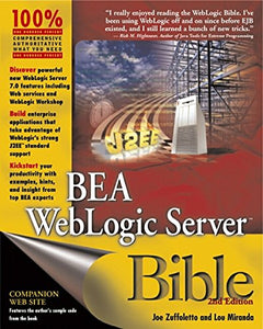 BEA WebLogic Server Bible