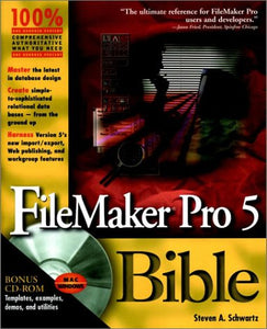 FileMaker? Pro 5 Bible