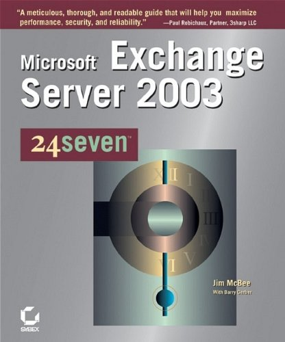 Microsoft Exchange Server 2003 24seven
