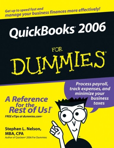 QuickBooks 2006 For Dummies