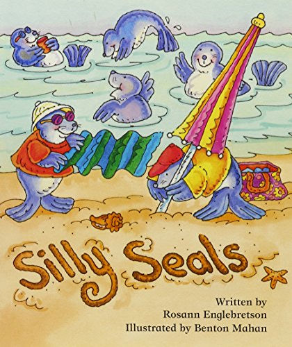 READY READERS, STAGE ABC, BOOK 4, SILLY SEALS,SINGLE COPY