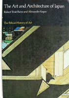 The Art and Architecture of Japan (Hist of Art)