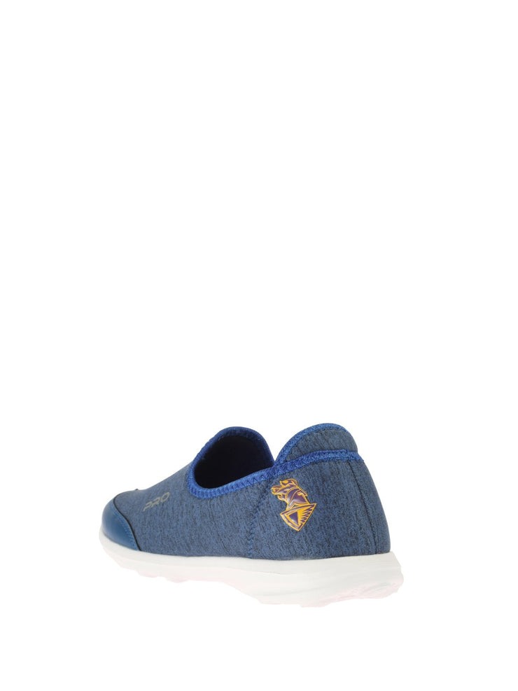 Khadim's Pro Women Blue Casual Slip-On Sneakers