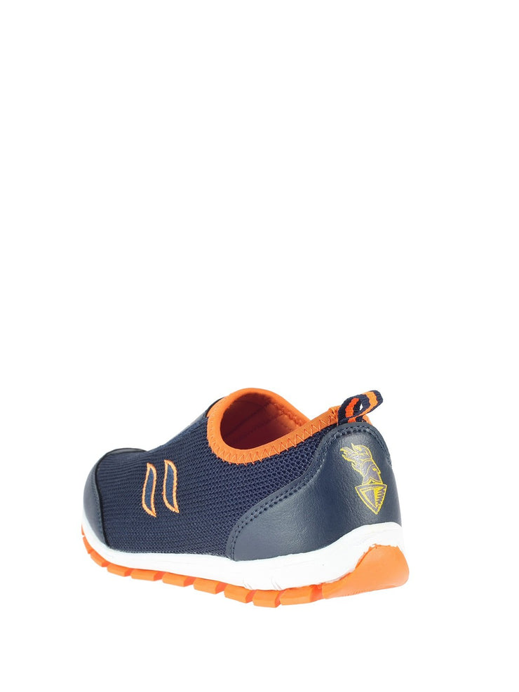 Khadims Pro Kolkata Knight Riders Women Navy Sports Activity Sneakers