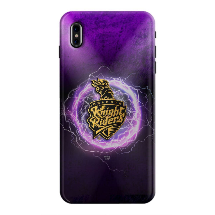Electric KKR 3D iPhone XS Max Case