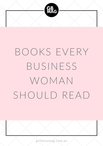 books for businesswomen