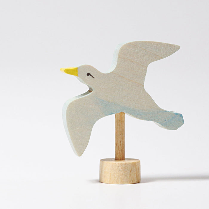 Grimm's Decorative Figure Seagull