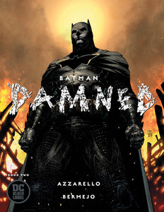 BATMAN DAMNED #2 JIM LEE VARIANT 12/12/18