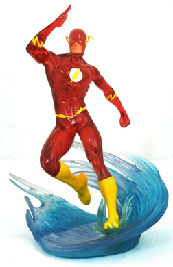 SDCC 2019 DC GALLERY SPEED FORCE FLASH PVC STATUE 07/24/19