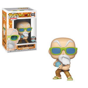 MASTER ROSHI (MAX POWER) #533 FUNKO POP! SPECIALTY SERIES