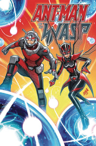 ANT-MAN AND THE WASP #1 (OF 5) 10% OFF FOC 05/14 (ADVANCE ORDER)
