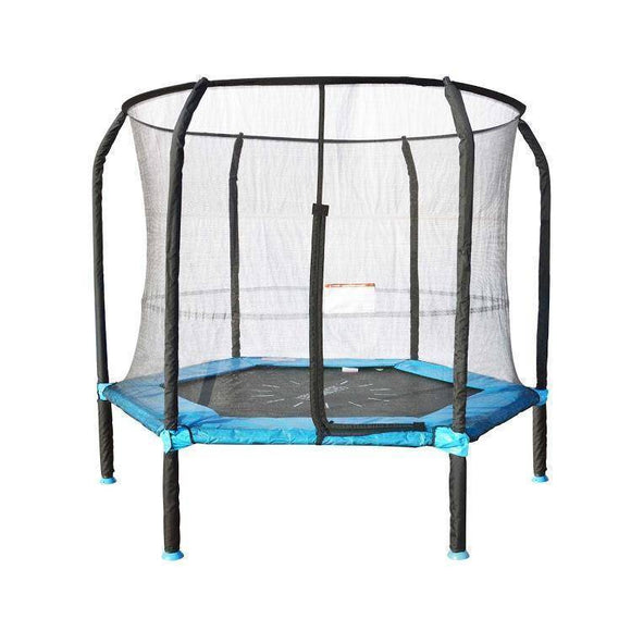 Lifespan 7ft Hoppy Trampoline Trampolines- Bounce and Swing