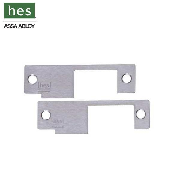 HES 852M 630 STRIKE PLATES For 8500, Yale 8700, 8800, Accurate, Falcon, Kaba/ilco ASSA ABLOY