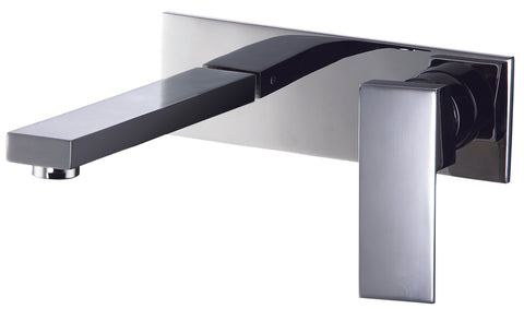 "Dawn 6"" 1.2 GPM Bathroom Faucet, Chrome, AB75 1368C"