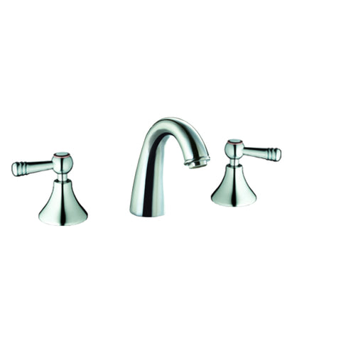 "Dawn 6"" 1.2 GPM Bathroom Faucet, Chrome, AB12 1018C"