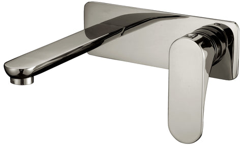 "Dawn 8"" 1.2 GPM Bathroom Faucet, Brushed Nickel, AB37 1566BN"