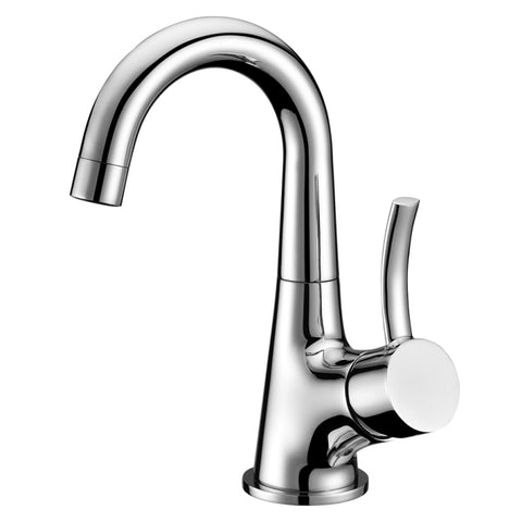 "Dawn 9"" 1.2 GPM Bathroom Faucet, Chrome, AB39 1170C"