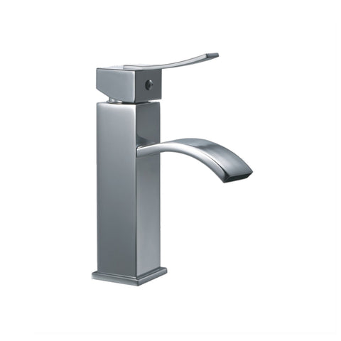 "Dawn 7"" 1.2 GPM Bathroom Faucet, Chrome, AB78 1258C"