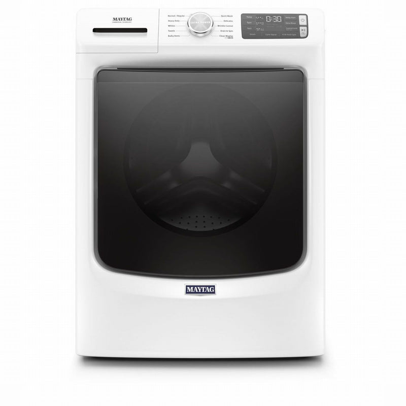 Maytag White Front Load Washer (5.2 Cu. Ft.) - MHW5630HW