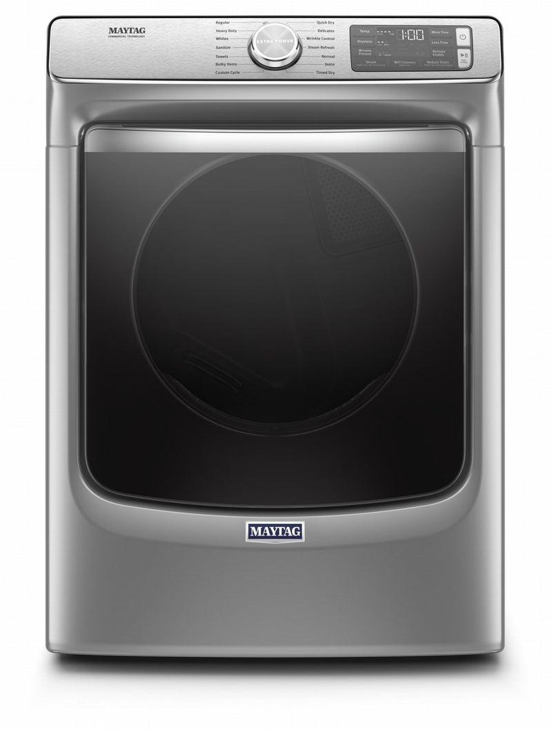 Maytag Metallic Slate Electric Dryer (7.3 C. Ft.) - YMED8630HC