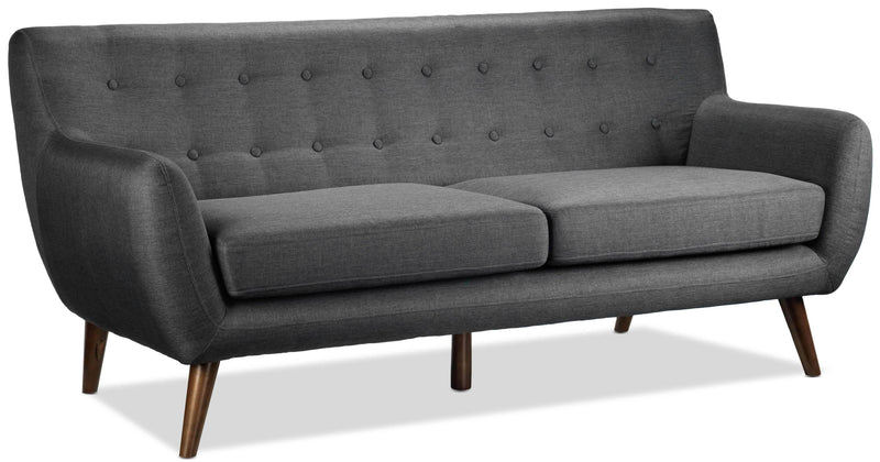 Heather Sofa - Dark Grey