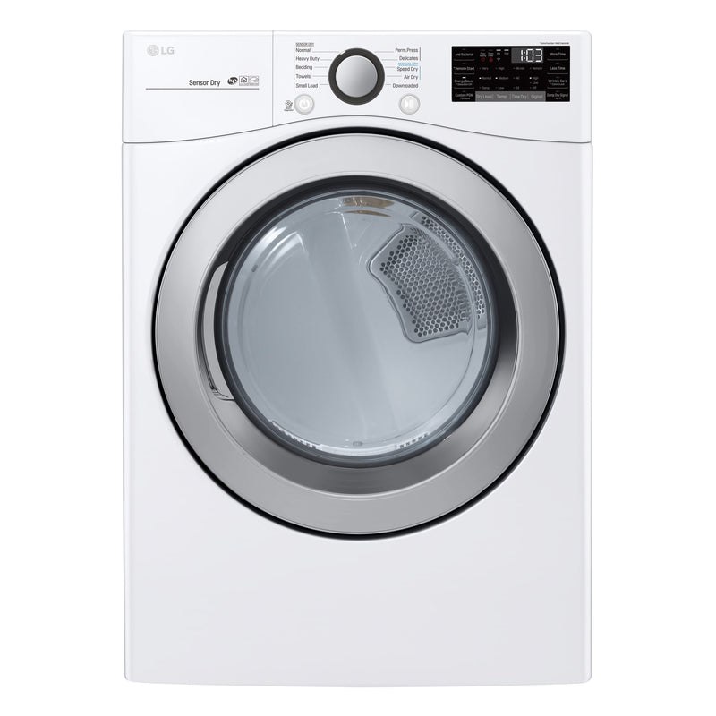LG Appliance White Electric Dryer (7.4 Cu. Ft.) - DLE3500W