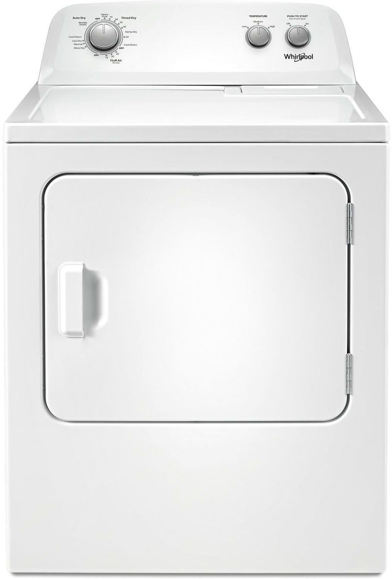 Whirlpool White Electric Dryer (7.0 Cu. Ft.) - YWED4850HW