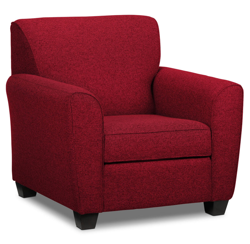 Ashby Chair - Red
