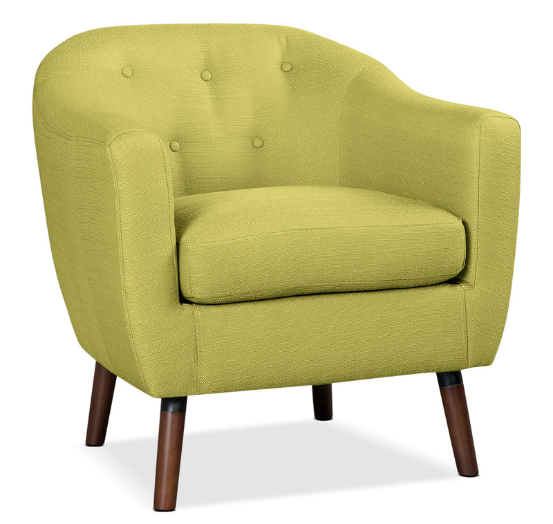 Zia Accent Chair - Green