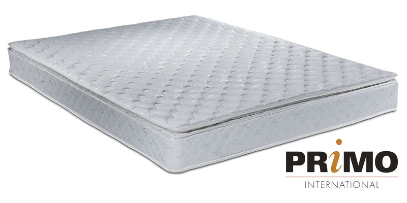 Primo International Radius Cushion Plush Queen Mattress