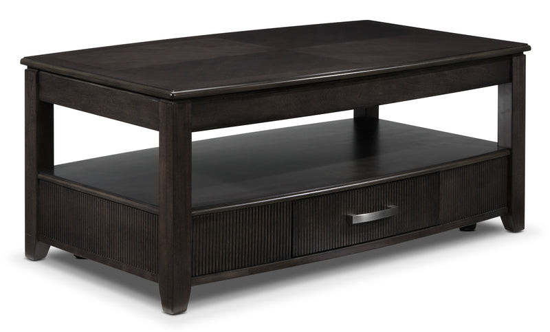 Joanna Lift-Top Coffee Table - Ash