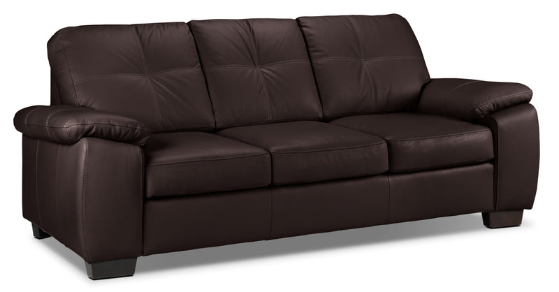 Naples Sofa - Chocolate
