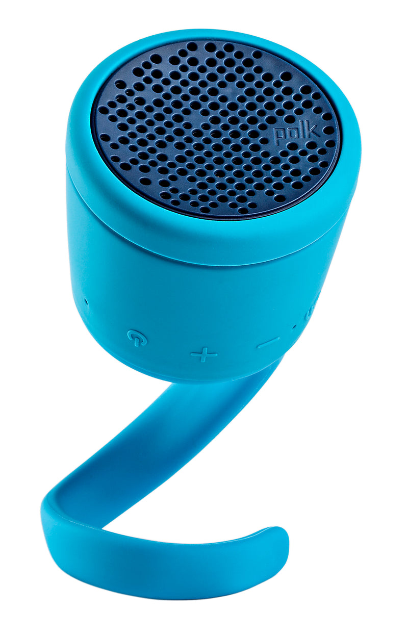 Polk BOOM Swimmer Duo Waterproof and Dirtproof Bluetooth Speaker - SMNBE-A/B|Haut-parleur Polk BOOM Swimmer Duo résistant à l'eau et à la saleté avec Bluetooth - SMNBE-A/B
