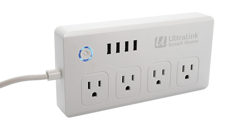 UltraLink Smart AV Power Bar and Surge Protector – USHPB1|Multiprise AV et parasurtenseur intelligents UltraLinkMD – USHPB1