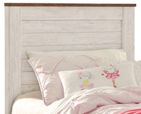 Willowton Twin Headboard