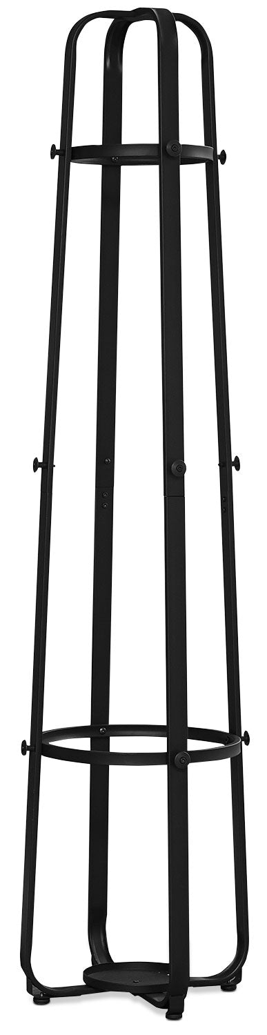 Mona Coat Rack – Black|Portemanteau Mona - noir