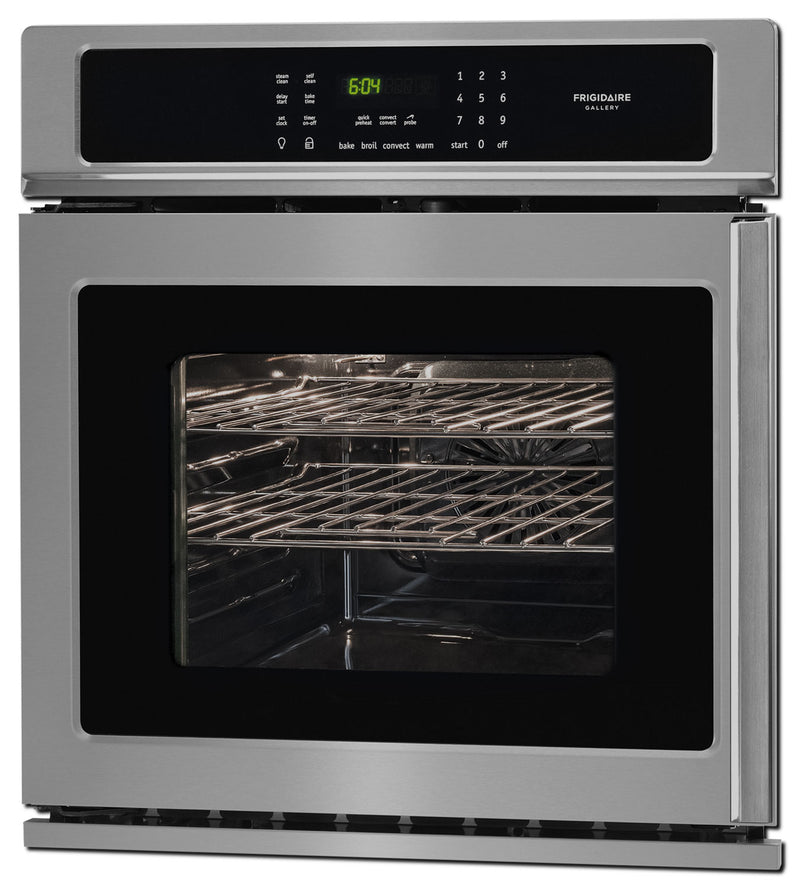 Frigidaire Gallery 3.8 Cu. Ft. Single Wall Oven – FGEW276SPF|Four mural simple Frigidaire Gallery de 3,8 pi3 – FGEW276SPF