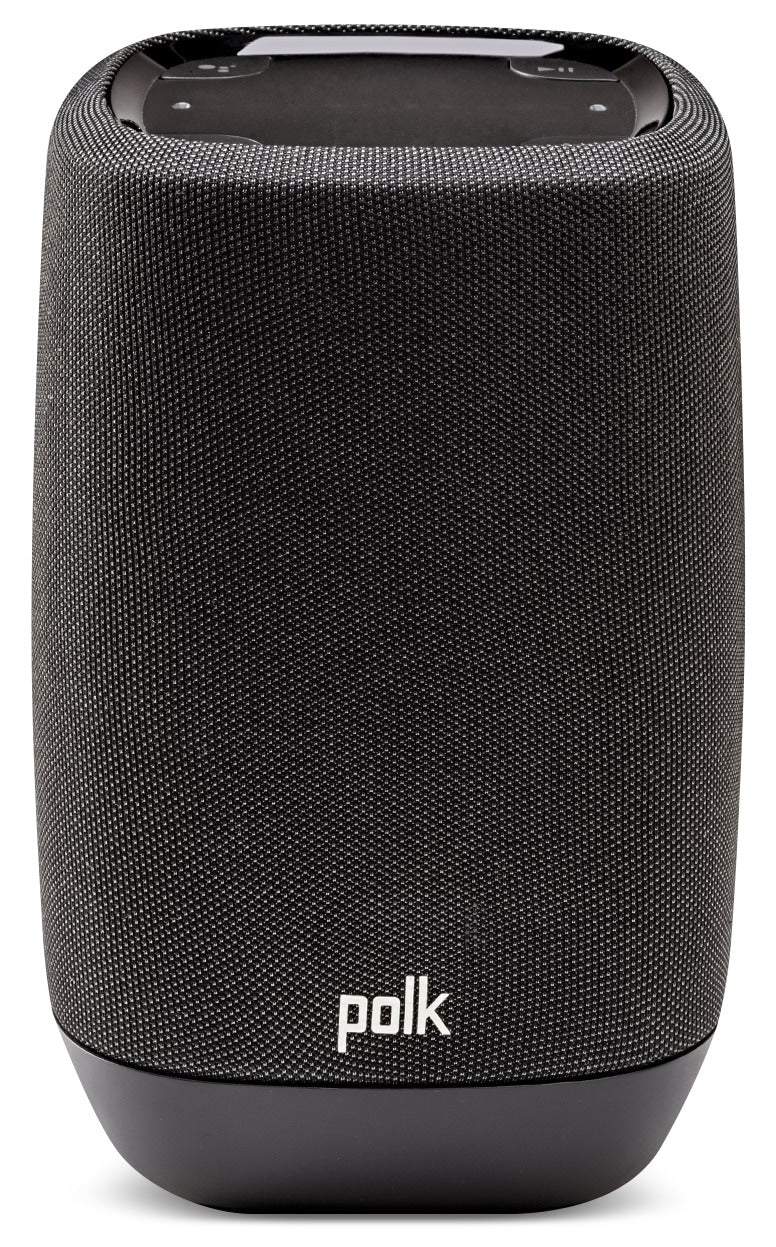 Polk Assist™ Smart Speaker with Built-in Google Assistant|Haut-parleur intelligent Polk Assist avec Assistant Google intégré