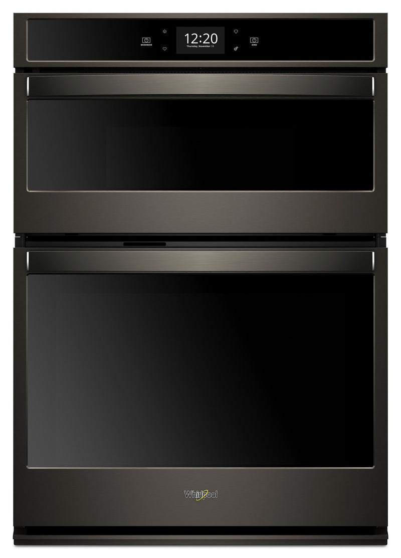 Whirlpool 5.7 Cu. Ft. Smart Combination Wall Oven with Touchscreen|Four mural combiné intelligent Whirlpool®, écran tactile, 5,7 pi3