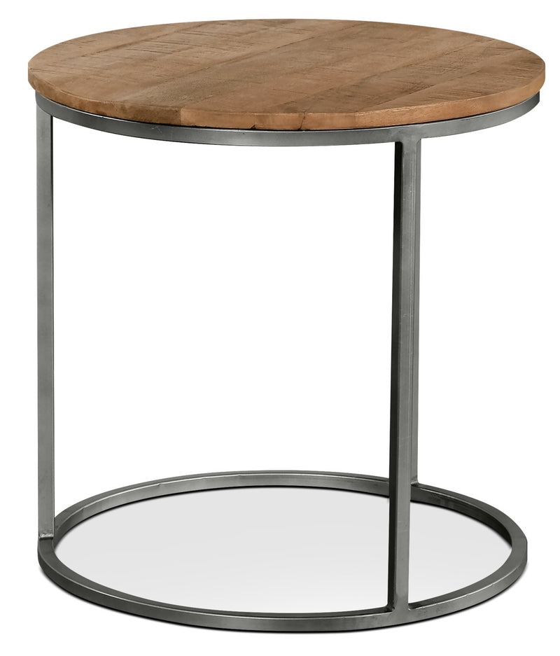 Veranasi End Table|Table de bout Veranasi